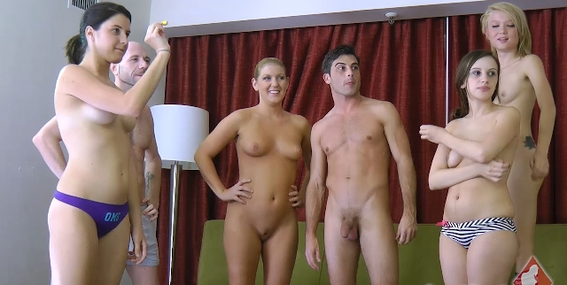 Naked dares