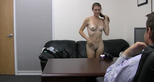 Девушки на порнокастинге фото